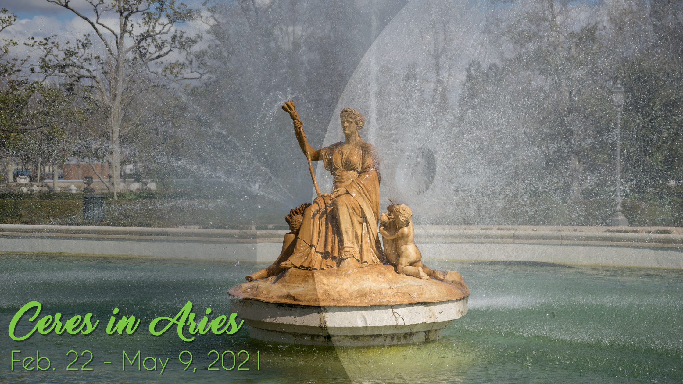 Ceres in Aries – Feb. 22 – May 9, 2021