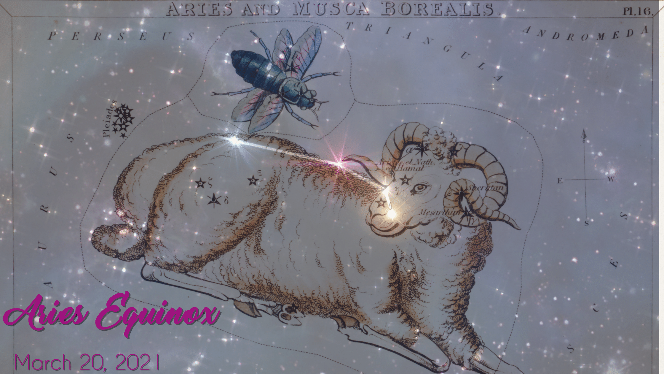 Aries Equinox – March 20, 2021