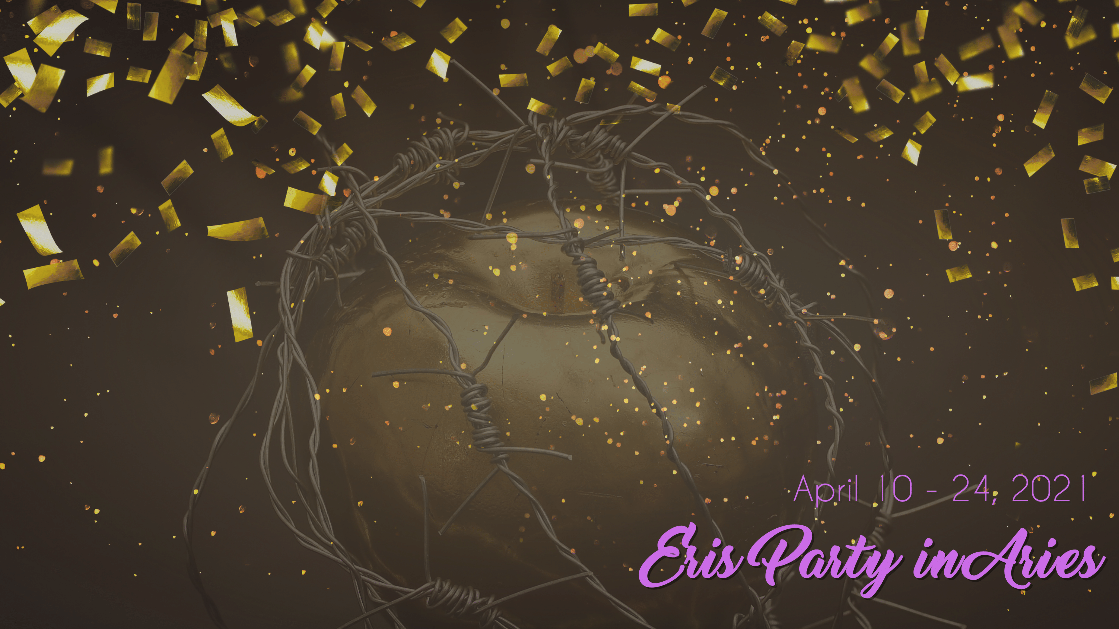 Eris Party in Aries